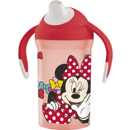 VASO C/LUZ TODDLER MINNIE MOUSE
