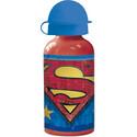 BOTELLA ALUMINIO SUPERMAN