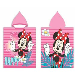 PONCHO MICRO MINNIE MOUSE