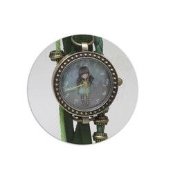 RELOJ PULSERA I STOLE YOUR HEART GORJUSS