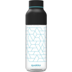 BOTELLA 720ML ICE GEO BLACK QUOKKA