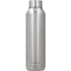 BOTELLA 630ML SOLID STEEL QUOKKA
