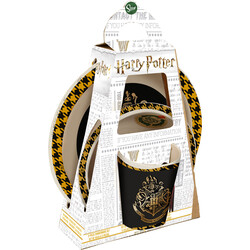 SET BAMBU CON ORLA 3 PCS. HARRY POTTER