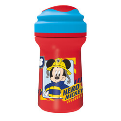 VASO TODDLER C/TAPA MICKEY