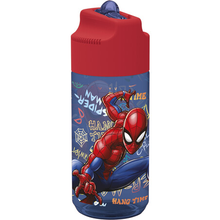 BOTELLA TRITÁN HIDRO SPIDERMAN