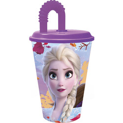 VASO CAÑA 430ML FROZEN II
