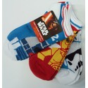 PACK 3 PARES CALCETIN STAR WARS