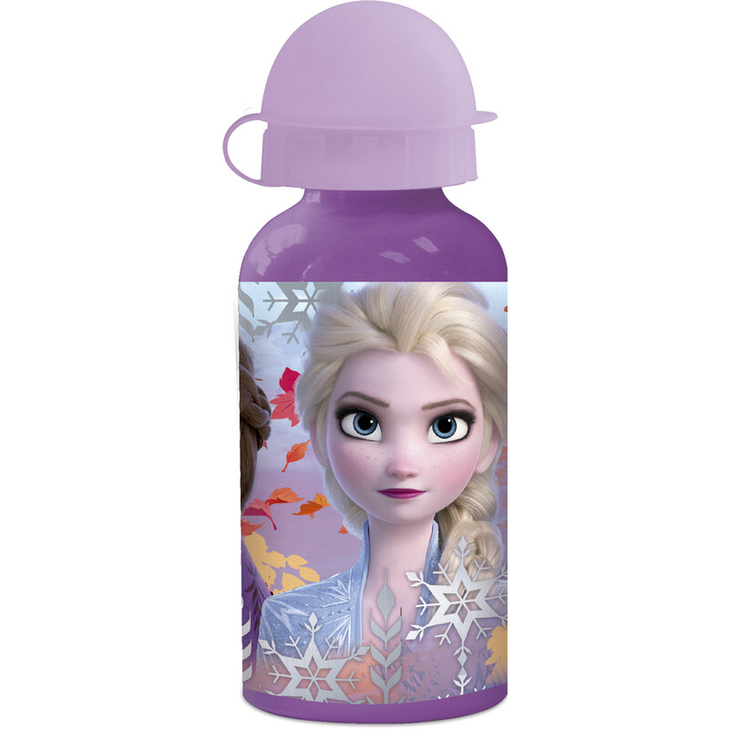 BOTELLA ALUMINIO 400ML FROZEN II