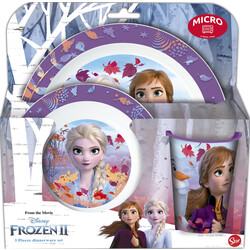 SET MICRO 3 PCS. FROZEN II