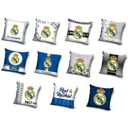 COJIN 40*40CM REAL MADRID
