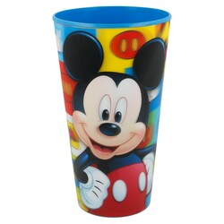 VASO LENTICULAR 540ML MICKEY MOUSE