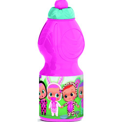 BOTELLA SPORT 400 ML. CRY BABIES