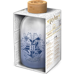 BOTELLA CRISTAL C/CAJA 620ML HARRY POTTER