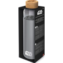 BOTELLA CRISTAL STAR WARS