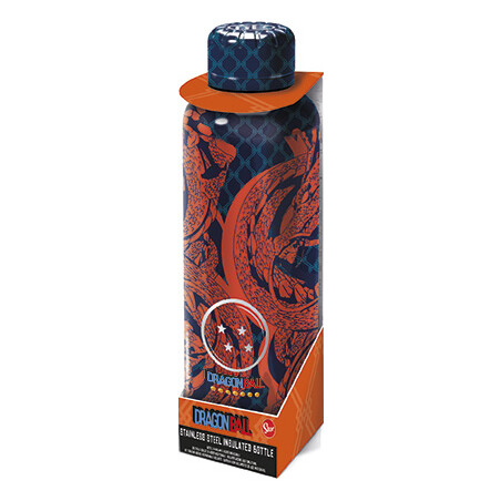 BOTELLA ACERO INOXIDABLE DRAGON BALL