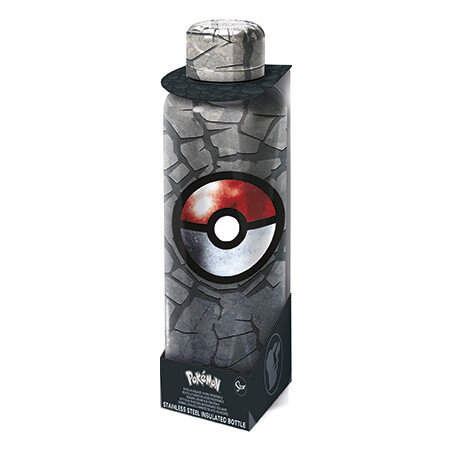 BOTELLA ACERO INOXIDABLE POKEMON