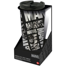 VASO CAFÉ ACERO INOXIDABLE MARVEL