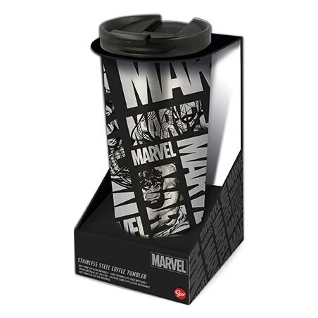 VASO CAFÉ ACERO INOXIDABLE MARVEL