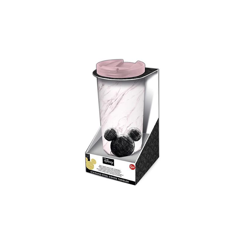 VASO CAFÉ ACERO INOXIDABLE MICKEY MOUSE