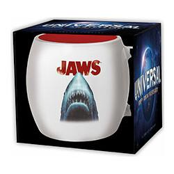 TAZA CERÁMICA GLOBO JAWS